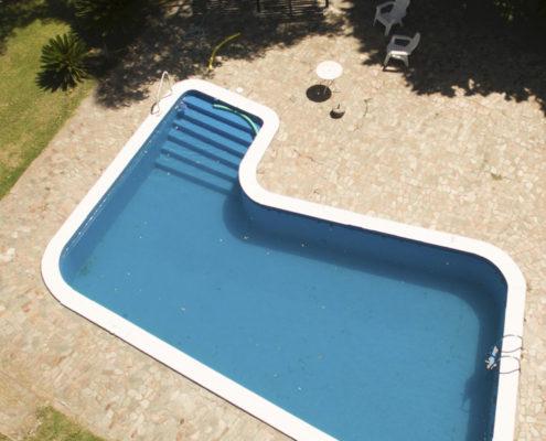 Mantenimiento de piscinas particulares